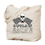 OUTLAW RACER Tote Bag