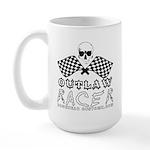 OUTLAW RACER Large Mug