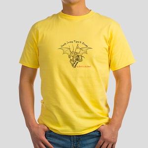 Mellow Yellow Jersey Devil T-Shirt
