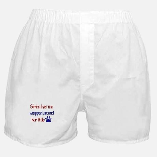 Simba - Has Me Wrapped Around Boxer Shorts