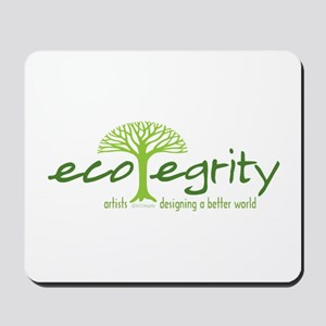 ECOtegrity Logo Mousepad