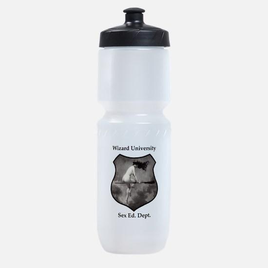 Wizard U Sports Bottle