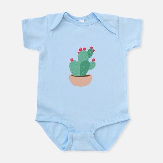 Prickly Pear Cactus Plant Body Suit