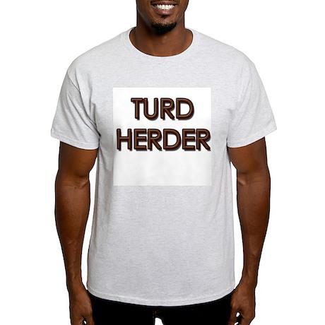 Turd Herder Light T-Shirt