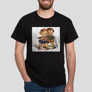 Kids Walking T-Shirt