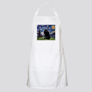 Starry Night /Persian (bl) BBQ Apron