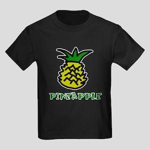 Pineapple Kids Dark T-Shirt