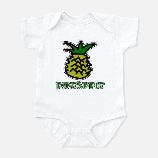 Pineapple Infant Bodysuit
