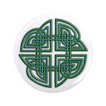 Celtic Four Leaf Clover 3.5