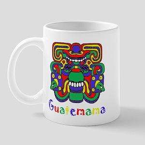 Mayan Guatemama Mug