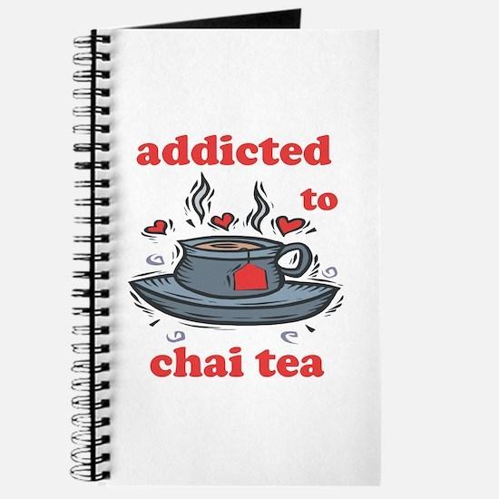 Addicted To Chai Tea Journal