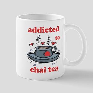 Addicted To Chai Tea Mug