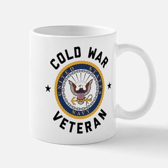 Navy Cold War Veteran Mug
