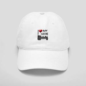 I Heart (Love) My Lathe Cap