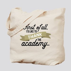 Thank The Academy Tote Bag