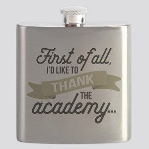 Thank The Academy Flask