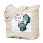 Dead Fish Bowl Tote Bag