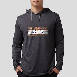 BuddhasEyes04c2 Long Sleeve T-Shirt