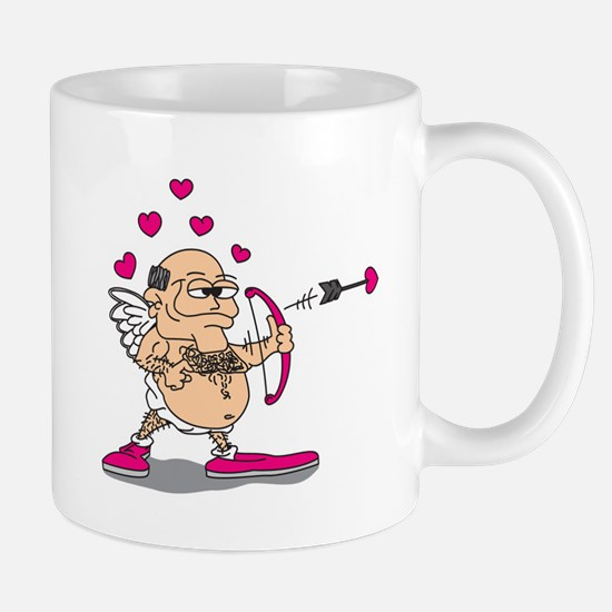 Dirty Old Man Cupid Mug