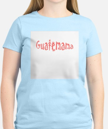 Guatemama (salmon) Women's Light T-Shirt