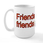 Christian Friend Large Mug