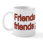 Christian Friend Mug