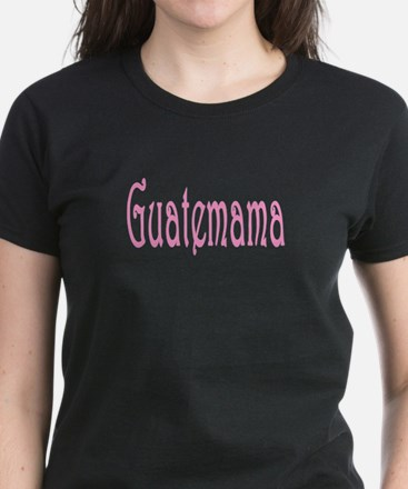 Guatemama Women's Dark T-Shirt