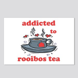 Addicted To Rooibos Tea Postcards (Package of 8)