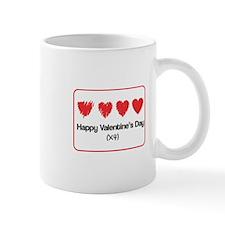 Quad Valentine's - Mug