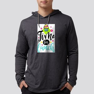 Time For Lunch Long Sleeve T-Shirt