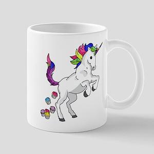 Unicorn Cupcakes 11 oz Ceramic Mug