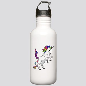 Unicorn Cupcakes Stainless Water Bottle 1.0L