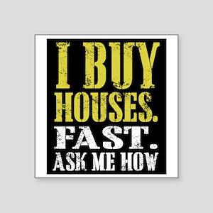 Real Estate Investor - House Flipper Sticker