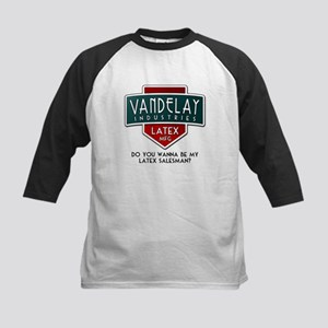 Movie Humor Vandelay Seinfeld Kids Baseball Jersey