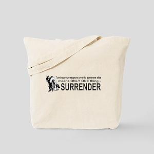 Anti Gun Control Tote Bag