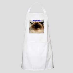 I Feel Grumpy Light Apron