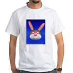 All Bunnyz Official White T-Shirt