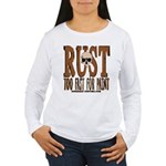 TOO FAST FOR PAINT Women's Long Sleeve T-Shirt