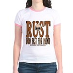 TOO FAST FOR PAINT Jr. Ringer T-Shirt