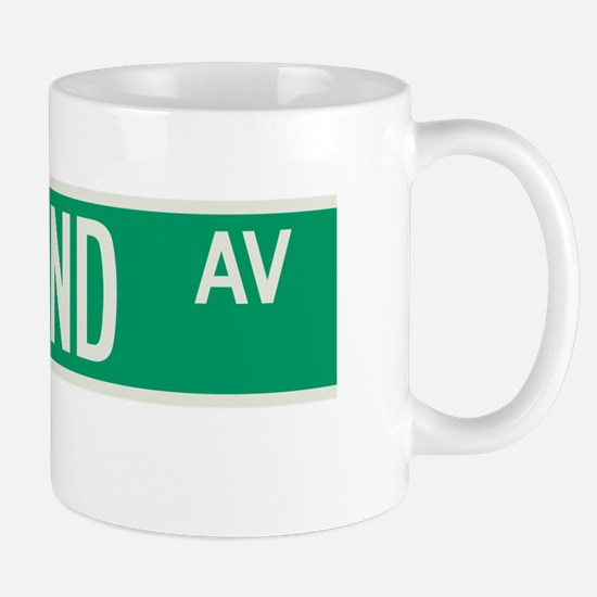 East End Avenue in NY Mug