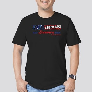 AMERICANS Are Dreamers too Flag T-Shirt