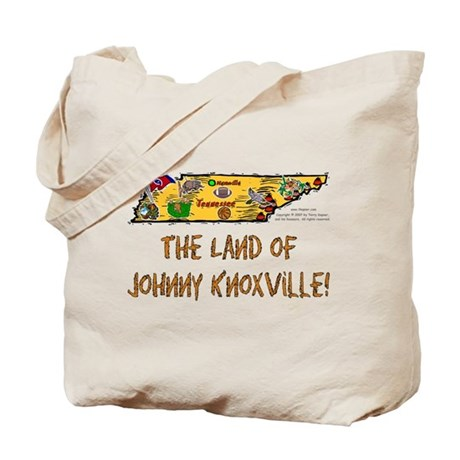 TN-Knoxville! Tote Bag