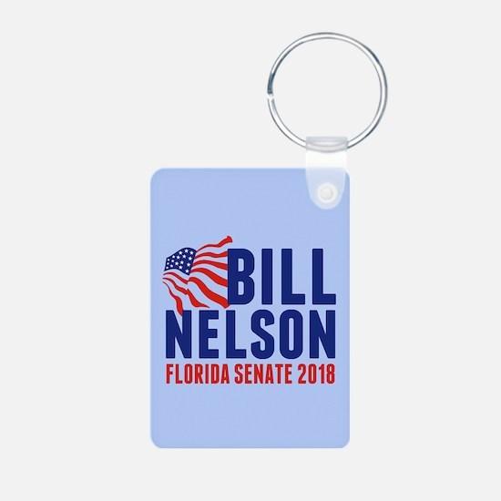 Bill Nelson 2018 Keychains