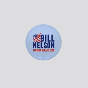 Bill Nelson 2018 Mini Button