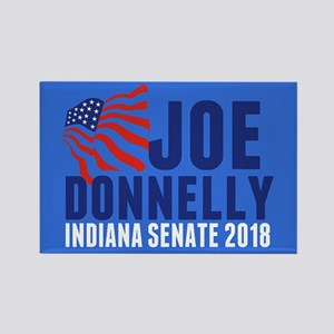 Joe Donnelly 2018 Rectangle Magnet