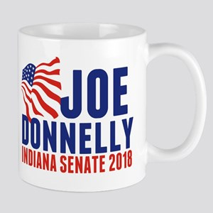 Joe Donnelly 2018 11 oz Ceramic Mug