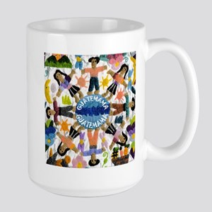 Guatemama Kids Large Mug