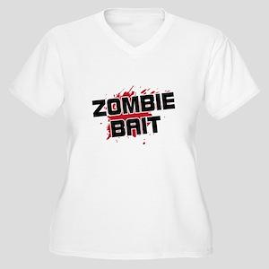 Zombie Bait Plus Size T-Shirt