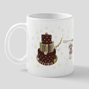 Let Them Eat Cake Mug