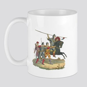 Norman Knight & Archers Mug
